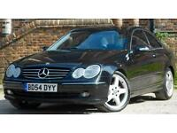 2004 Mercedes-Benz CLK 2.7 CLK270 CDI Avantgarde 2dr Automatic Coupe