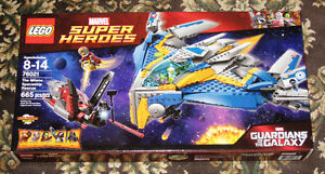 LEGO Marvel Guardian of the Galaxy The Milano Spaceship Rescue