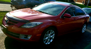 2009 Mazda 6 GT V6 3.7 - certified, maintained, Xenon, Bose