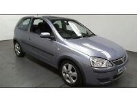 2005(05)VAUXHALL CORSA 1.0 ENERGY MET SILVER,LOW MILES,NEW MOT,CLEAN CAR,GREAT VALUE