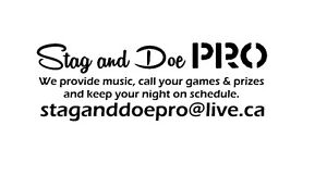 Stag and Doe PRO Let our experience work for you!