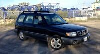 Subaru Forester Roof Racks $150 obo