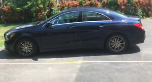 Unique opportunity:  2017 CLA 250 4MATIC like new- don't miss it