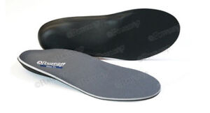 brand new Powerstep Wide Fit insoles mens size 9-9.5 $25