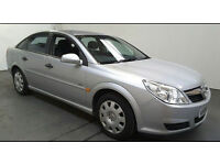 2008(08) VAUXHALL VECTRA 1.8 LIFE MET SILVER,LOW MILES,CLEAN CAR,GREAT VALUE