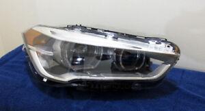 BMW X1 F48 HEADLIGHT XENON RIGHT FITS 16 & UP USED OEM