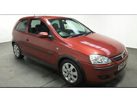 2006(56)VAUXHALL CORSA 1.2 SXI+ MET RED,LOW MILES,LONG MOT,CLEAN CAR,GREAT VALUE