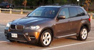 2011 BMW X5 3.5 D / DIESEL SUV, $22800 O.B.O
