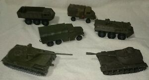 Solido Dicast Army  Vehicles and Tanks