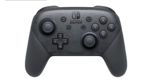 Nintendo Switch Pro Controller - Mint Condition