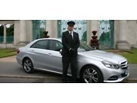Nottingham Chauffeurs VIP & Minibuses - Your Nottingham Airport Transfer Specialists