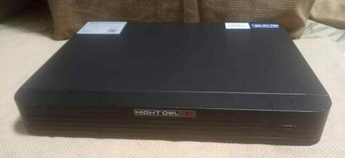Night Owl 8 Channel DVR-THD50B-81-HIK THD 5.0 with 1TB Harddrive HDD