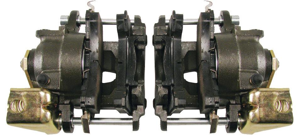 Mopar 8 3 4 Quot Rear Performance Disc Brake Kit B Body W E Brake Cables Included Ebay