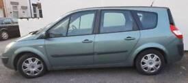 Breaking Renault grand scenic 2005
