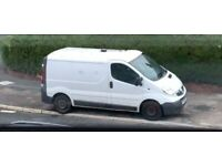 Van & 2 man crew available for all jobs - clearance,removal,collection,scrap,delivery,house move etc