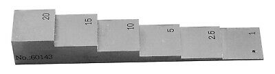 6-step Calibration Block Steel For Thickness Gage Mm By Digiwork In Canada