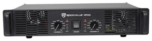 Rockville RPA5 1000 Watt Peak / 500w RMS 2 Channel Power Amp