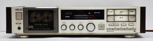 AKAI GX-93 3-Head Stereo Cassette Deck Japanese Version