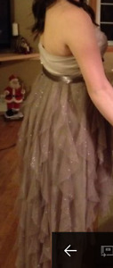 Short to Long Prom or Formal Dress - Size 11/12 (Large)