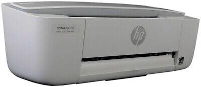 Refurbished HP DeskJet 3752 Wireless All-in-One Compact Printer