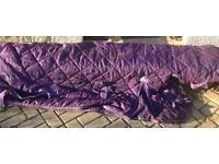 Weatherbeeta Windsor stable horse rug combo 6'