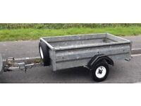 Wessex trailer like ifor williams