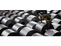 Steel Sheets/Flashings/Coil/Profiled/Surplus