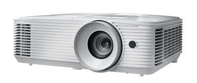 Optoma - HD27E 1080p DLP Projector - White