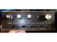 Trio 40 watt amplifier