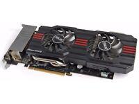 Asus GeForce GTX660 TI 2GB Nvidia Graphics Card