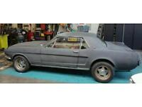 Ford Mustang 66 coupe