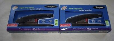 New Pr. Swingline High Capacity Desk Staplers - Professional Plus Series 2-60