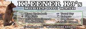 Kleener K9s Mobile Dog Grooming Alkimos Wanneroo Area Preview