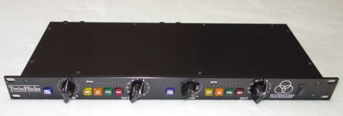 LIMITED TIME SALE PRICE Flickinger TwinFlicks 2-Ch Preamp, w/72 dB, 2 Gain Stage