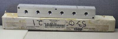 Tokyo Electron Daman 53-0210-021 6-port Manifold Block New Ah0000506p