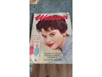 1961 Woman Magazine