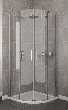 Victoria Plumb Showers >> New Boxed Double Door Quadrant Shower Enclosure 800 X 800 X 1850