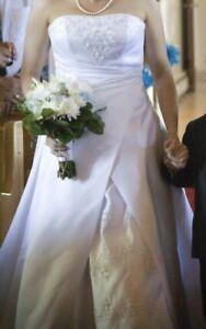 Impressions bridal wedding gown