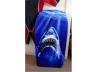 "Shark Design Bodyboard 32"" - Used Once"