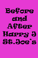 Before/After Care St. Joe's & Harry J Clarke