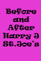 BEFORE & AFTER CARE, HARRY J CLARKE & ST. JOSEPH'S