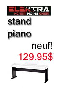 NEUF............STAND DE PIANO / CLAVIER .......$129.95