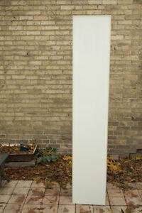 IKEA Pantry with White Glass Doors. X3 London Ontario image 1