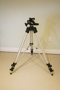 Heavy duty Manfrotto tripod