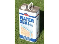 5 litre tin of Palace water seal