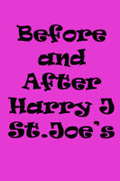BEFORE & AFTER CARE, ST.JOE'S, HARRY J CLARKE