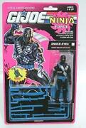 Gi Joe Snake Eyes 1991