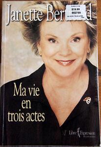 Livre - Janette Bertrand