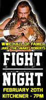 PWA Live Pro Wrestling w/ WWE Hall of Famer Jake the Snake