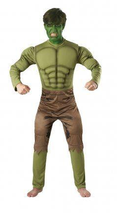 "Rubie's Hulk Costume - Adult Standard (38"" to 42"")"